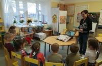 Экскурсия для детей Арефинского детского сада