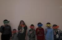 Мастер-класс «Театральная маска»