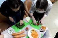 Мастер-класс по заморозке овощей на зиму.